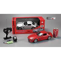 Машина Mercedes-Benz SLS AMG радиоуправление на аккумуляторе со световыми эффектами