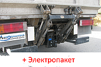 Фаркоп - Mercedes Sprinter Бортовий (1995-2006) L=3550/4025 з гидроботом 1 к, 2 кол., фото 1