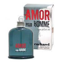 Мужские ароматы Cacharel Amor Pour Homme (романтичный древесно-пряный аромат)