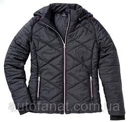 Оригинальная женская куртка Mercedes Women's Jacket, Black/Plum (B66958314)