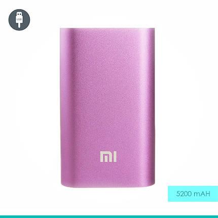 Power Bank Xiaomi Mi Power Bank 5200 mAh, фото 2