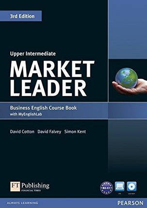 Market Leader (3rd Edition) Upper-Intermediate Course Book with DVD-ROM and MyEnglishLab, фото 2