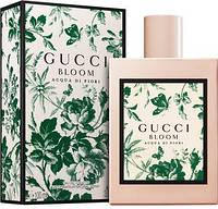 Женская парфюмированная вода Gucci Bloom Acqua Di Fiori  (купить женские духи гуччи блум, лучшие цены)
