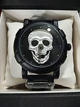 Наручные часы Skmei Skull в стиле Philipp Plein