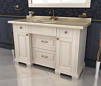 Мебель для ванной 130 Мрамор