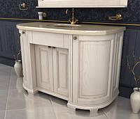 """Мебель для ванной """"Мрамор 140"""""""