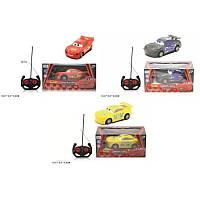 Машина Speed Cars Тачки радиоуправление, на аккумуляторах, в трех цветах