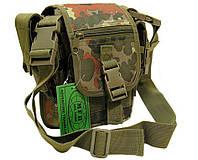 Тактическая набедренная сумка MFH 30701V Flectarn, фото 1