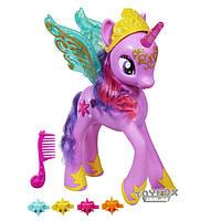 Пони Принцесса Твайлайт интерактивная игрушка (My Little Pony Feature Princess Twilight Sparkle)