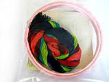 Набор для «ковровой вышивки»  2 иглы «Роза», фото 2