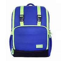 Школьный ранец Nohoo Синий 35х21х18 см ((NH036)
