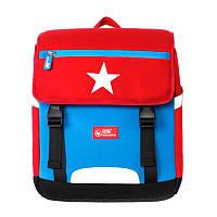 Школьный ранец NoHoo Капитан Америка (NH039-2)