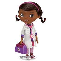 Кукла Доктор Плюшева (Говорящая и Поющая) Disney Doc Mcstuffins Talking & Singing Doll