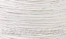 Вощенный шнур белый (примерно 400 м)