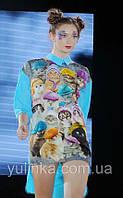 """Платье-рубашка """"Kitten"""", фото 1"""