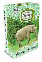 Зеленый чай Omalya в картонной пачке - OPA 100 гр