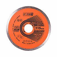 Алмазный диск 115x22.2 плитка