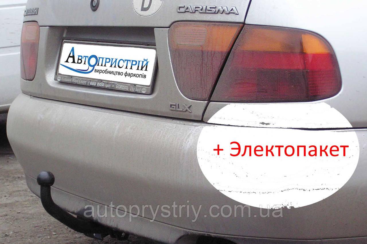 Фаркоп - Mitsubishi Carisma Седан / Хетчбек (1995-2005)