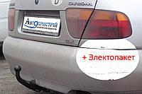 Фаркоп - Mitsubishi Carisma Седан / Хэтчбек (1995-2005)