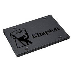 Жорсткий диск внутрішній SSD Kingston SSDNow A400 480 G