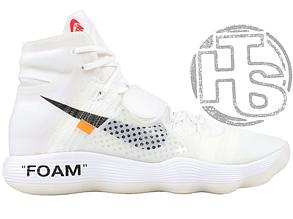 Мужские кроссовки Nike x Off-White Hyperdunk White 2017 AJ4578-100