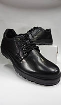 Туфли мужские из натуральной кожи МИДА 11562, фото 3