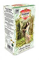 Зеленый чай Gabriel в картонной пачке «Мелодия леса» - Саусеп 100 гр