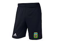 Мужские футбольные шорты Сборной Аргентины, Argentina, черные