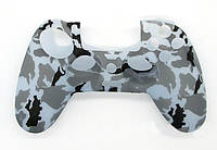 Силиконовый чехол Game Teh X Military 3 для PS4  (Арт. 10112)