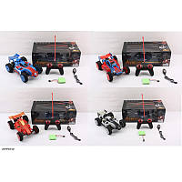 Машина Легковая Багги Avengers, супергерои, радиоуправление, 4 вида