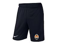 Мужские футбольные шорты Шахтер, Shakhtar, черные