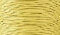 Вощенный шнур желтый (примерно 400 м)