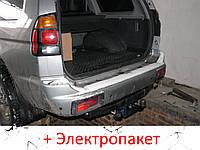 Фаркоп - Mitsubshi Pajero Sport Внедорожник (1998-2009), фото 1