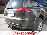 Фаркоп - Mitsubshi Pajero Sport 2 Внедорожник (2009-2015), фото 1