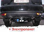 Фаркоп - Mitsubshi Pajero Sport 2 Внедорожник (2009-2015)