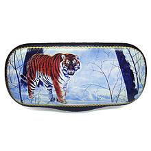Чехол-футляр для очков Тигр