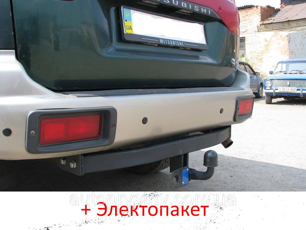 Фаркоп - Mitsubishi Pajero Sport Внедорожник (1998-2009)