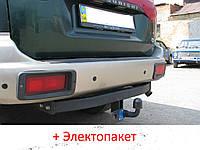 Фаркоп - Mitsubishi Pajero Sport Внедорожник (1998-2009), фото 1
