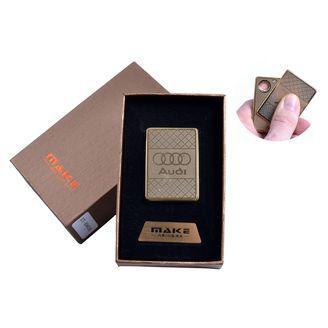 """USB зажигалка в подарочной упаковке """"AUDI"""""""