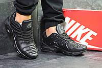 Мужские кроссовки Nike Air Max Tn черные   кроссовки мужские Найк Аир Макс  Тн d57c68dfc9716
