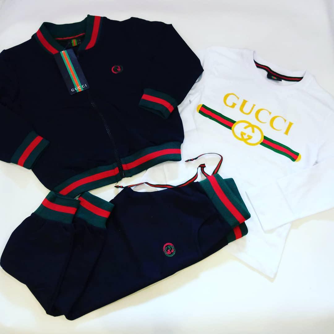 0c3872eea6a00 Костюм 3-ка на мальчика GUCCI - Магазин женской и детской одежды