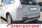 Фаркоп - Кросовер Mitsubishi Outlander (2012--)