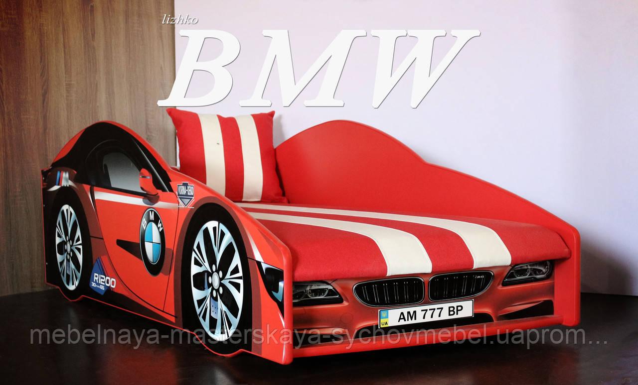 Кровать машина БМВ Элит