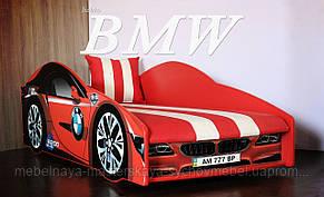 Кровать машина БМВ Элит, фото 2