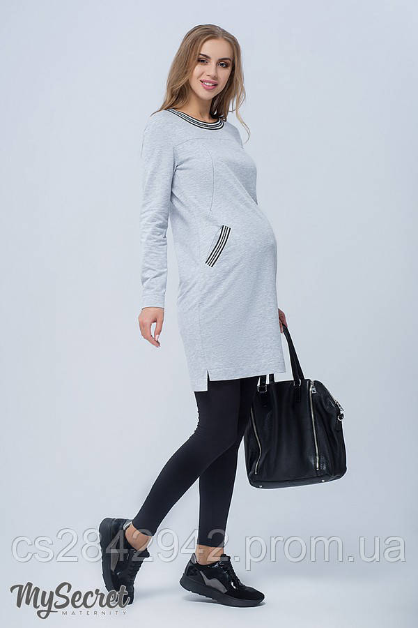 Сукня-туніка для вагітних та годуючих мам (Платье-туника для беременных и  кормящих 373512c8fe56d