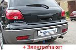 Фаркоп - Кросовер Mitsubishi Outlander (2003-2008)