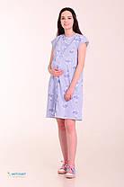 Платье - рубашка для беременных и кормящих White Rabbit Lolli девочки