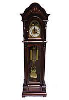 Напольные часы с боем механические-махагон