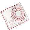 """Армированный силиконовый коврик для выпечки, запекания, силиконовый коврик """"Пекарь"""" 40х60 см кондитерский"""
