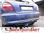 Фаркоп - Nissan Almera (N16) Хетчбек (2000-2006)